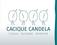 Imagen corporativa Cacique Candela