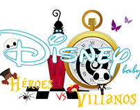 DISNEY (Héroes VS Villanos)