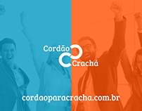 Banners for Website cordaoparacracha.com.br