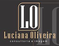 PROJETO DE LOGO PARA LUCIANA OLIVEIRA