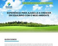 Website Ecovel Assessoria Ambiental