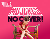MUJERES NO COVER LA QUINTA BAR