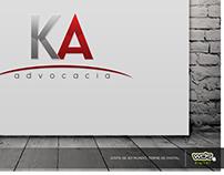 Logotipo - KA Advocacia