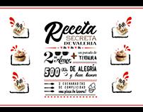 Pastelería Valeria