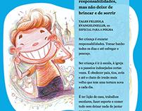 Dia da Criança - Children's Day - Folhinha