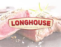 Longhouse American Steak