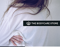 The Bodycare Store: Logo and Brand Identity Stylescape