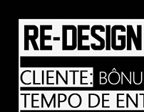 Re-design: Bônus Gameplay