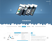 Projeto conceito landing page