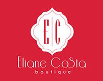Identidade Visual - Lojas Eliane Costa