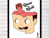 Relaxe a Mente