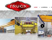 Desenvolvimento de Site - Truckcranes