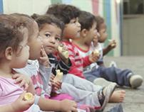 Criança é Vida   criação de mini-documentários