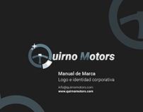Manual de Marca -  Quirno Motors