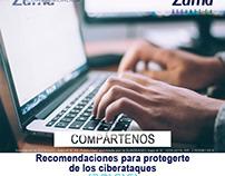 Post para cuenta de Instagram @zumaseguros