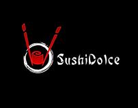 SushiDolce - Logo Design @SushiDolce on Instagram.