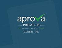 Papelaria Aprova Premium - Curitiba