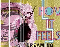 -Sistema tipográfico banda musical How It Feels-