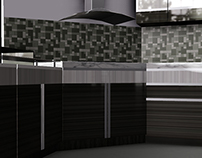 Diseño cocina modular