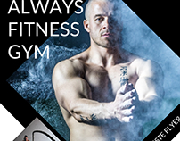 Flyer Always Fitness Gym