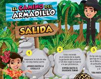 Armadillo Game