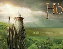 Menu DVD el hobbit