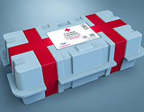RED CROSS PACKAGE