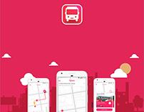 Tu Ruta App Design
