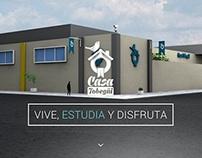 Casa Tobegüi Startup Project
