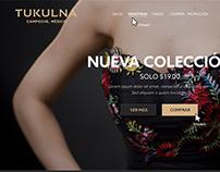 Web Design: Tukulná