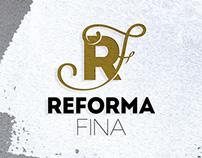 Reforma Fina | Naming & Brand Identity