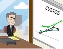 Vídeo Marketing para curso em animação
