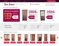 San Jorge - Muebles y aberturas