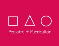 Pediatra + Puericultor - Stationery