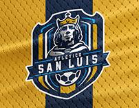 Atlético San Luis | Rebrand