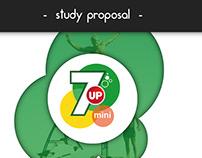 Study proposal 7up