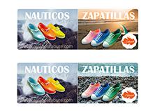Etiquetas para calzados en Eva - Calzados Caburé