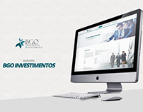 Layout BGO Investimentos