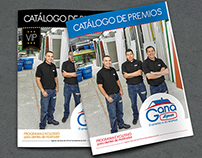CATÁLOGOS DE PREMIOS