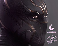 T'Challa (Black Panther)