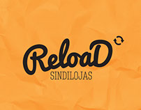 Identidade Visual - Reload 2016