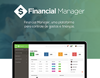 Dashboard - Financial Manager