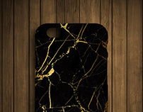 Iphone marble cases design