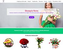 Florería Online (ecommerce)