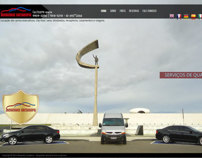 Website Rent a Car - Rosendo Locadora