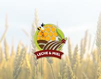 Leche y Miel: Logo and Brand Identity Stylescape