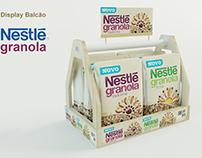 Display de Balcão - Nestlé