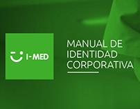 Manual de identidad corporativa i-med