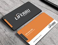 Cartão de Visitas - Liferbu
