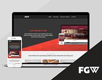 Site Institucional - FGW